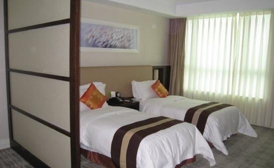 Seagull Hotel Jinshan : 房间