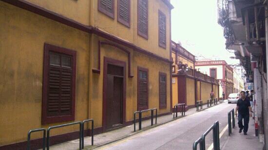 Tashi Square: 后街