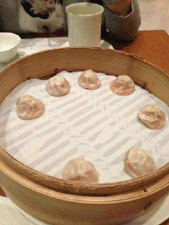 Ding Tai Fung (Yuyuan Garden) : 非常迷你非常好吃