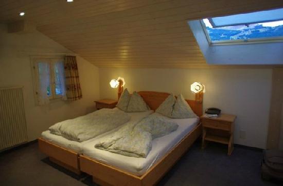 Hotel Sonnenberg: 卧室