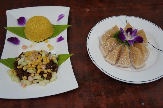 Hainan Food Restaurant: 椰子饭