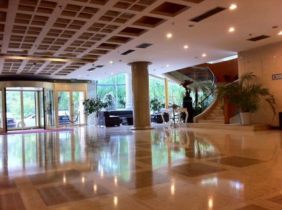 Union Alliance Atravis Executive Hotel: 大堂