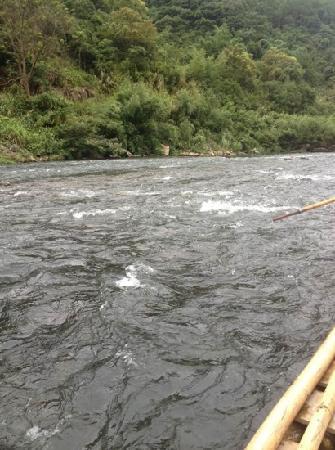 Ningde Yangjia Stream: 临时改的景点