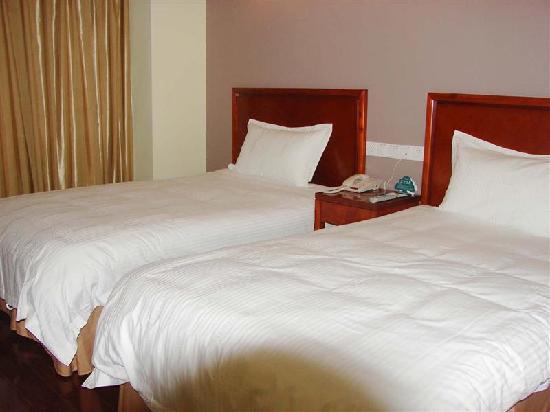 GreenTree Inn Nanjing Gulou Business Hotel: 照片描述