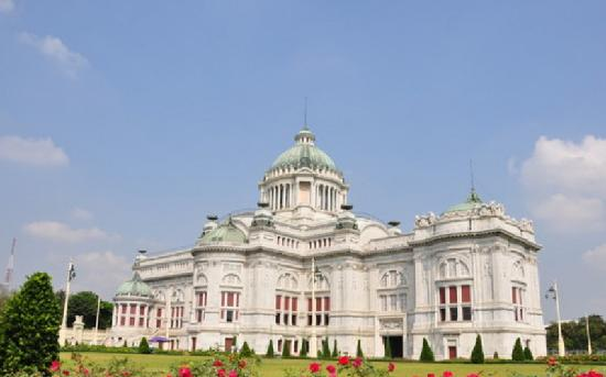 Ananta Samakhom Throne Hall: Ananda Samakhom Throne Hall