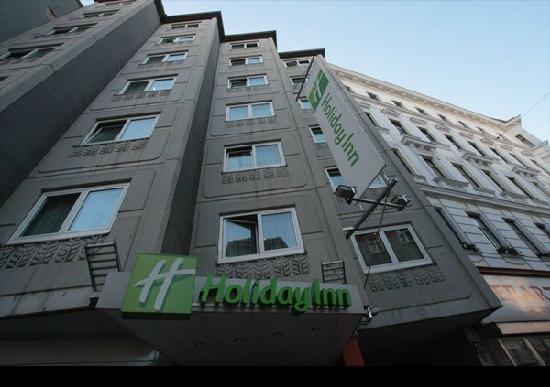 Holiday Inn Vienna City: 入口