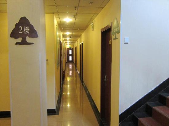 GreenTree Alliance Beijing Temple of Heaven East Gate Hotel : 楼梯间