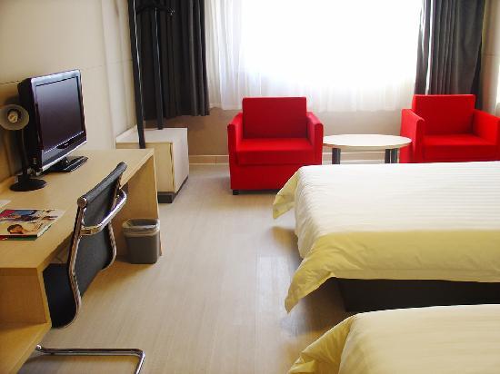 Jinjiang Inn(Rizhao Haiqu Park) : 标准间B