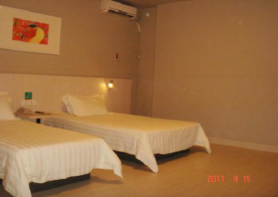 Jinjiang Inn(Rizhao Haiqu Park) : 标准间C无窗