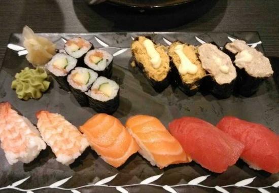 YiKou YuanQi Sushi (MingFa)