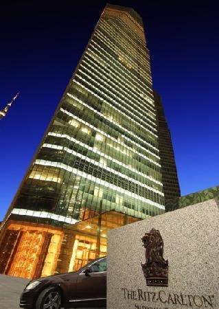 The Ritz-Carlton Shanghai, Pudong: 外景