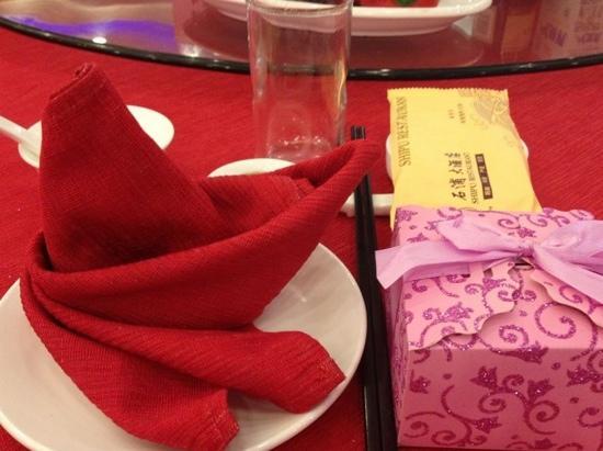 Zhongsu Shipu Hotel : 婚宴