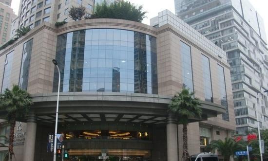 Renaissance Shanghai Pudong Hotel: 外景