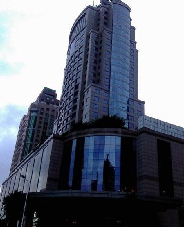 Renaissance Shanghai Pudong Hotel: 楼