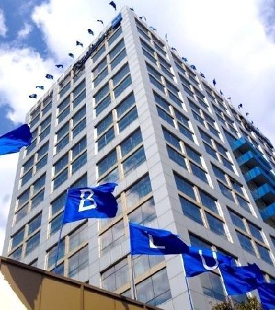 Radisson Blu Hotel Pudong Century Park: 楼