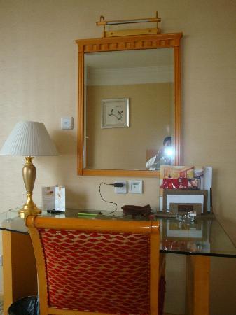 No.26 Hotel: 书桌一景