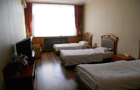 Beijing Vanilla Garden International Youth Hostel: 3人间
