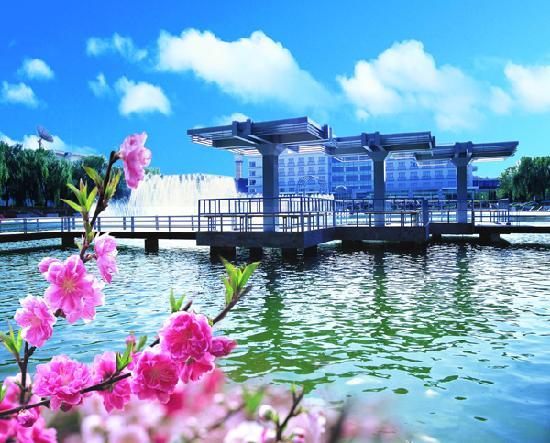 Xingming Lake Resort: 外景