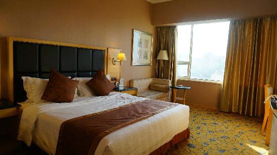 Hotel Nikko Wuxi: 房间