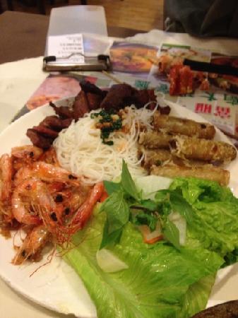 富麗大班越南菜餐廳