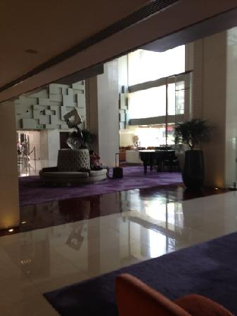 Holiday Inn Shanghai Vista: 酒店大堂