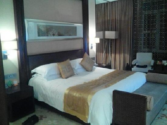 Aerka Diya International Hot Spring Hotel: 客房
