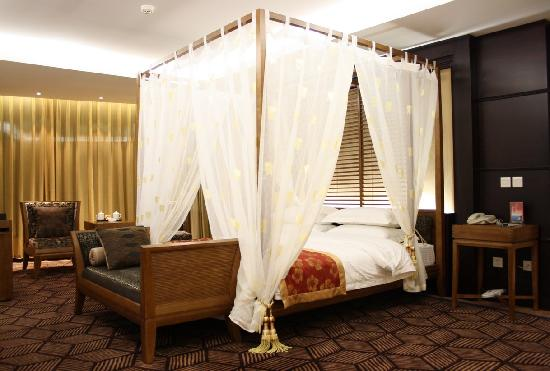 Beihuayuan Seaview Hotel : 酒店客房