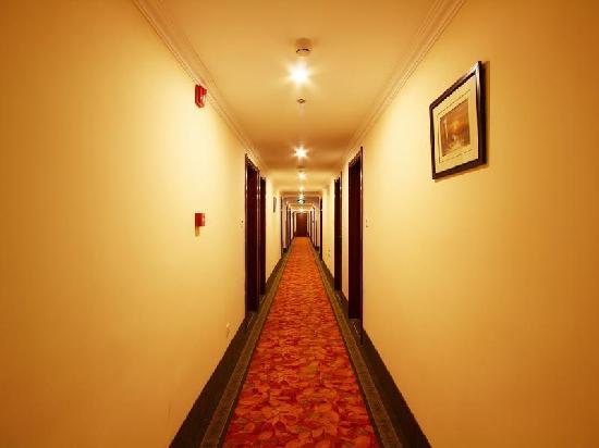 GreenTree Inn Beijing Caishikou: 走廊