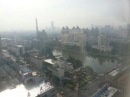 Nantong Hao River: 俯视濠河
