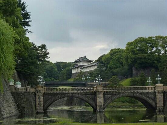 油画 - 千代田区、二重橋の写真 - トリップアドバイザー