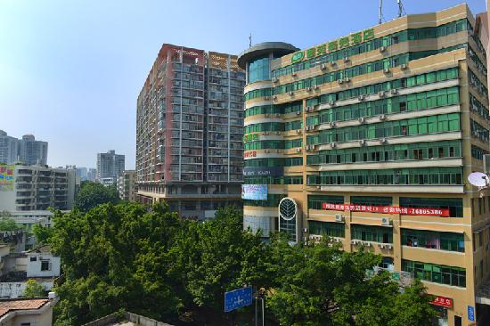 Hanting Hotel Shenzhen Sea World Zhaoshang Road