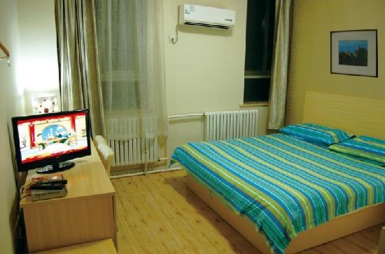 Super 8 Hotel Chengde Bi Shu Shan Zhuang: 标准大床房