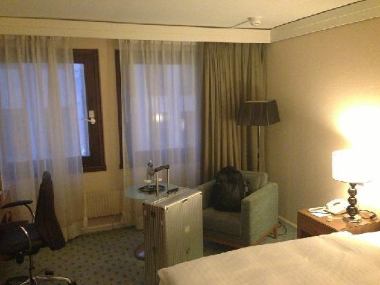 Hilton Dresden Hotel: 1