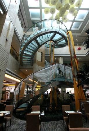 Pudong Sunshine Hotel Shanghai: 大堂