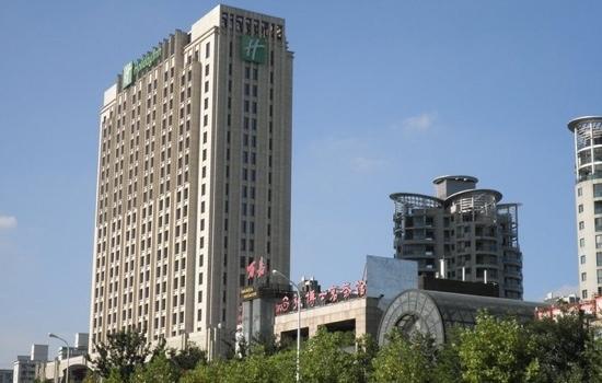 Holiday Inn Shanghai Jinxiu: 外景