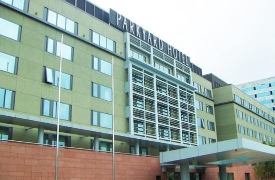 Parkyard Hotel Shanghai: 楼