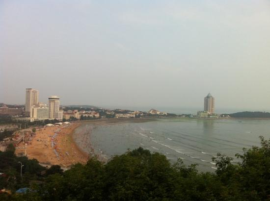 Qingdao XiaoYushan Park : 隆重推荐小鱼山公园