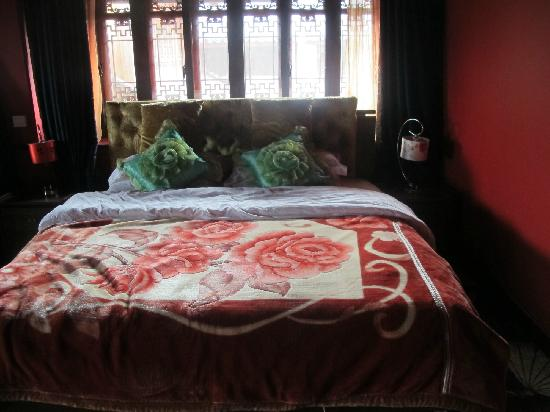 Caogao Xuejing Inn: shufuchuang