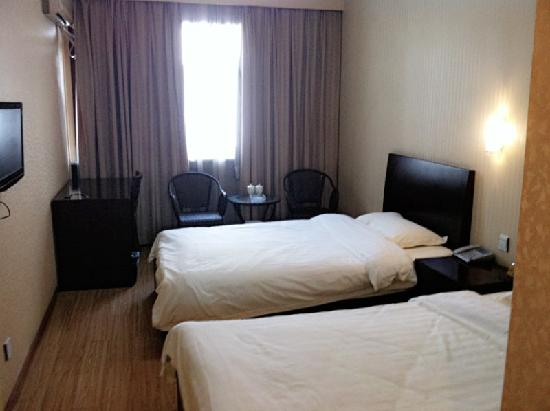 Yilin Business Hotel : 照片描述