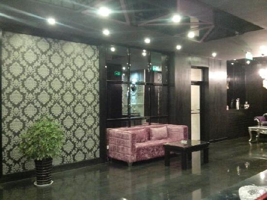 Meiyi Express Hotel Linyi Xinhua : 大堂
