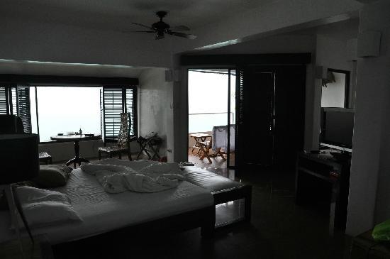 Nami Resort: 屋内