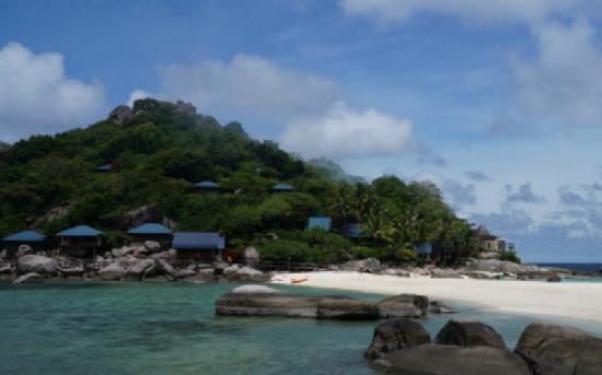 Nangyuan Island Dive Resort: Ko Nangyuan