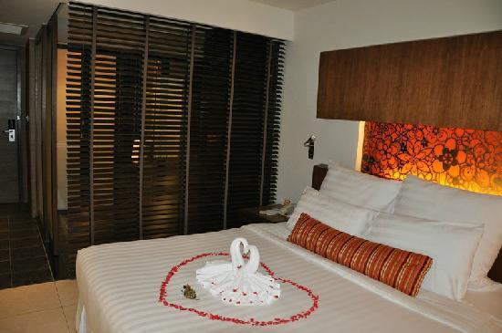 Millennium Resort Patong Phuket: 卧室