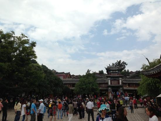 Sifang Streets Square: 广场