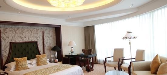 Xingyu Oriental Bund Hotel : 房间