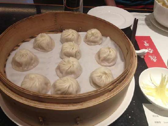 Ding Tai Fung (Yuyuan Garden) : 好贵的一笼包子