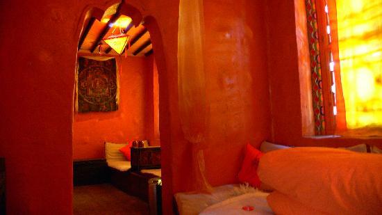 Shambhala Palace: 卧室