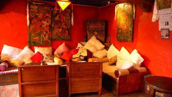 Shambhala Palace: 餐厅