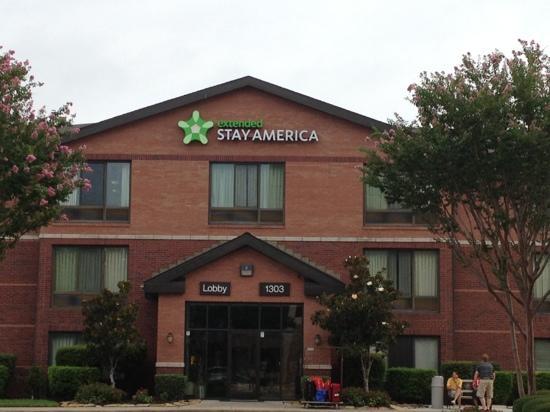 Extended Stay America - Houston - Med. Ctr. - NRG Park - Kirby: exyenfed