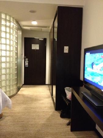 Holiday Inn Express Chengdu Gulou : 室内
